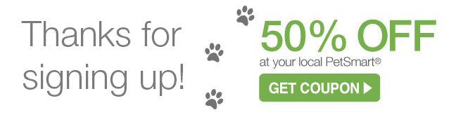 Click to save 50% Off an Only Natural Pet product at your local PetSmart