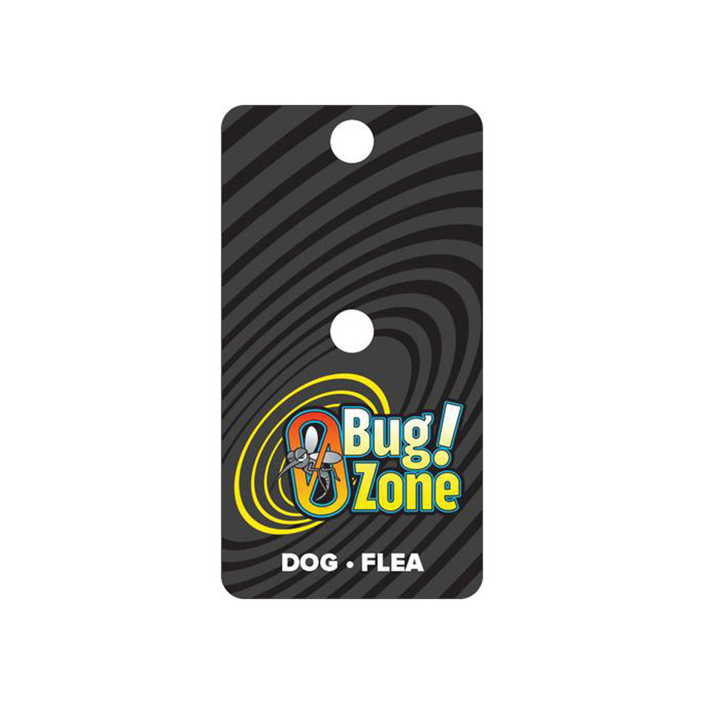 0Bug!Zone Flea & Tick Tag For Dogs