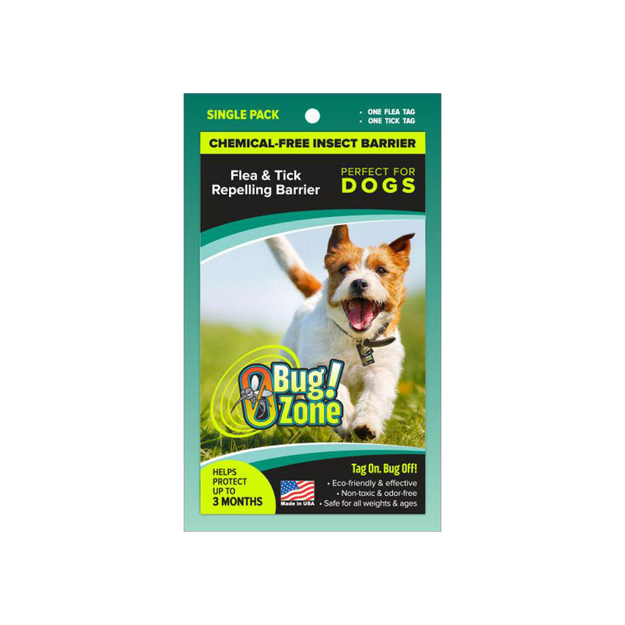 Dog Flea & Tick Tag