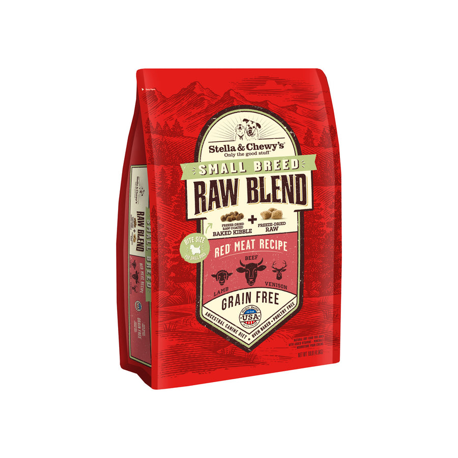 Stella & Chewy's Raw Blend Small Breed Dry Dog Food