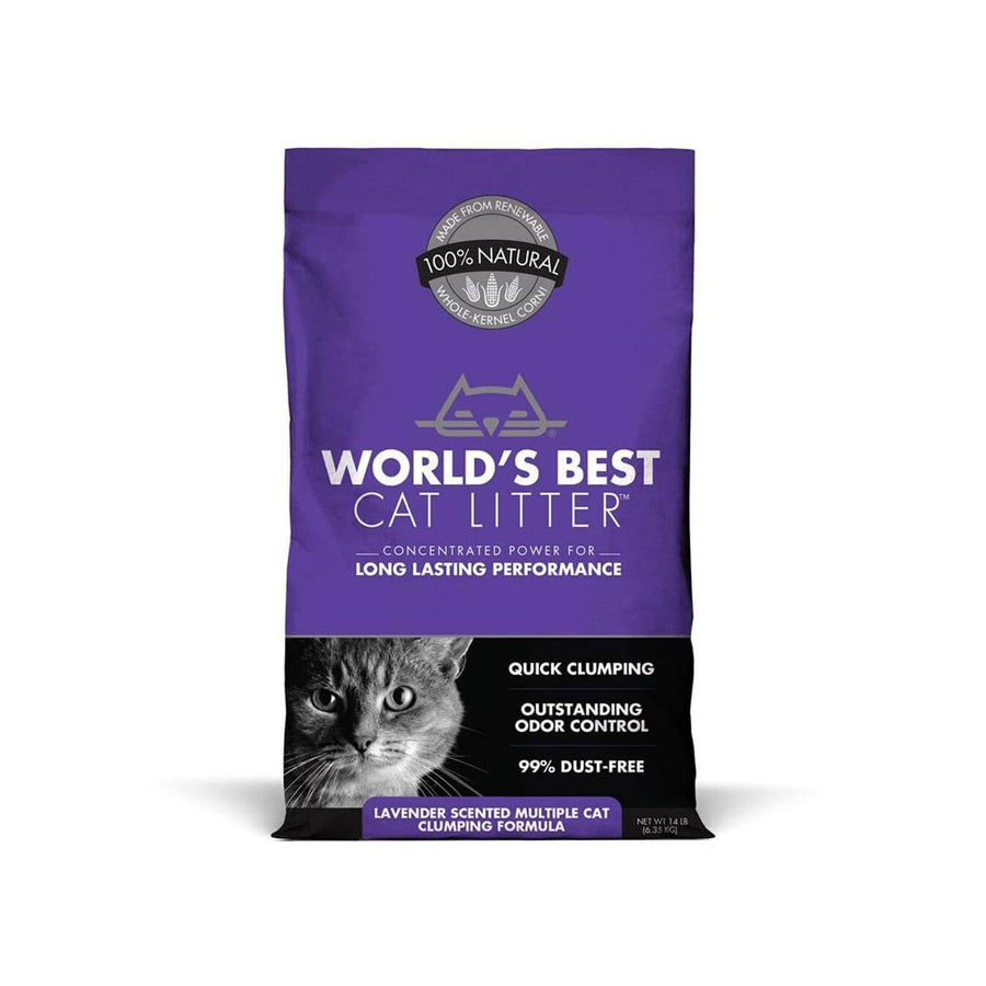 World's Best Cat Litter Extra Strength