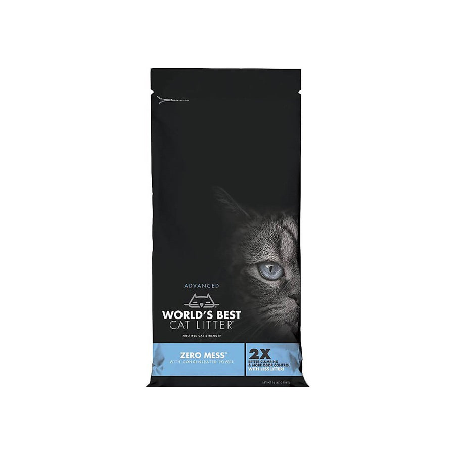 World's Best Zero Mess Cat Litter (Unscented)
