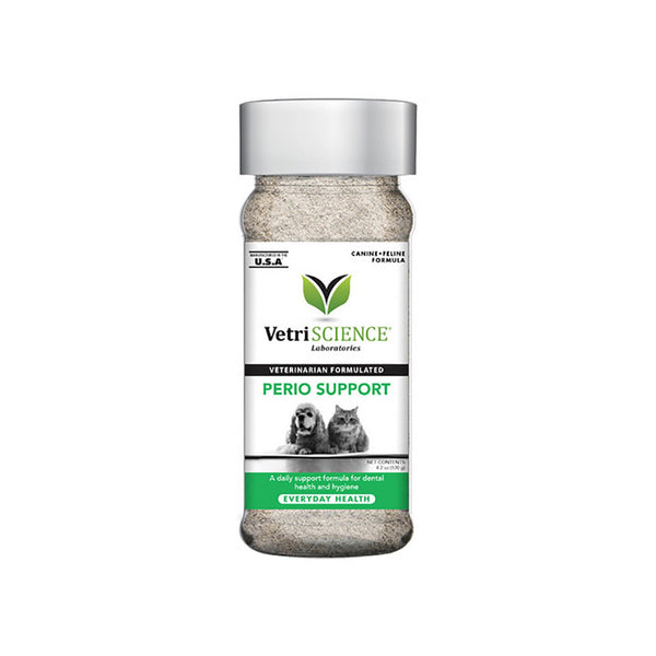 Vetri-Science Perio-Support Dental Dog & Cat Supplement