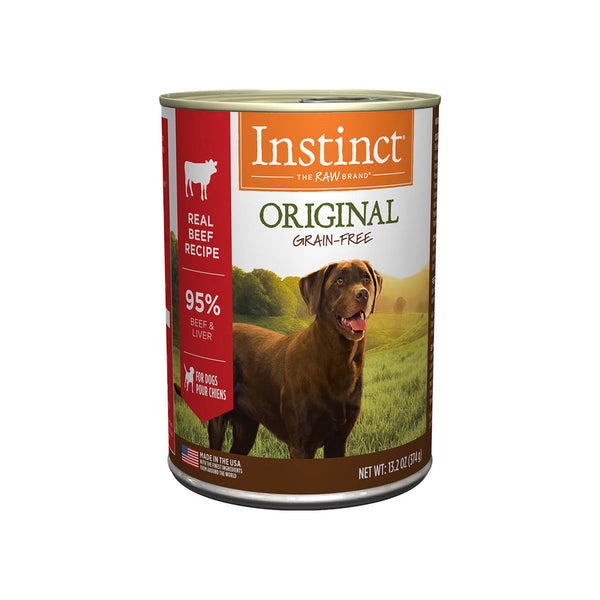 Nature's Variety Grain-Free Instinct Canned Dog Food