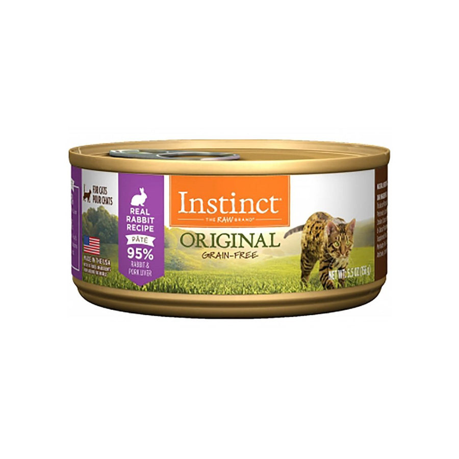 Nature's Variety Grain-Free Instinct Canned Cat Food