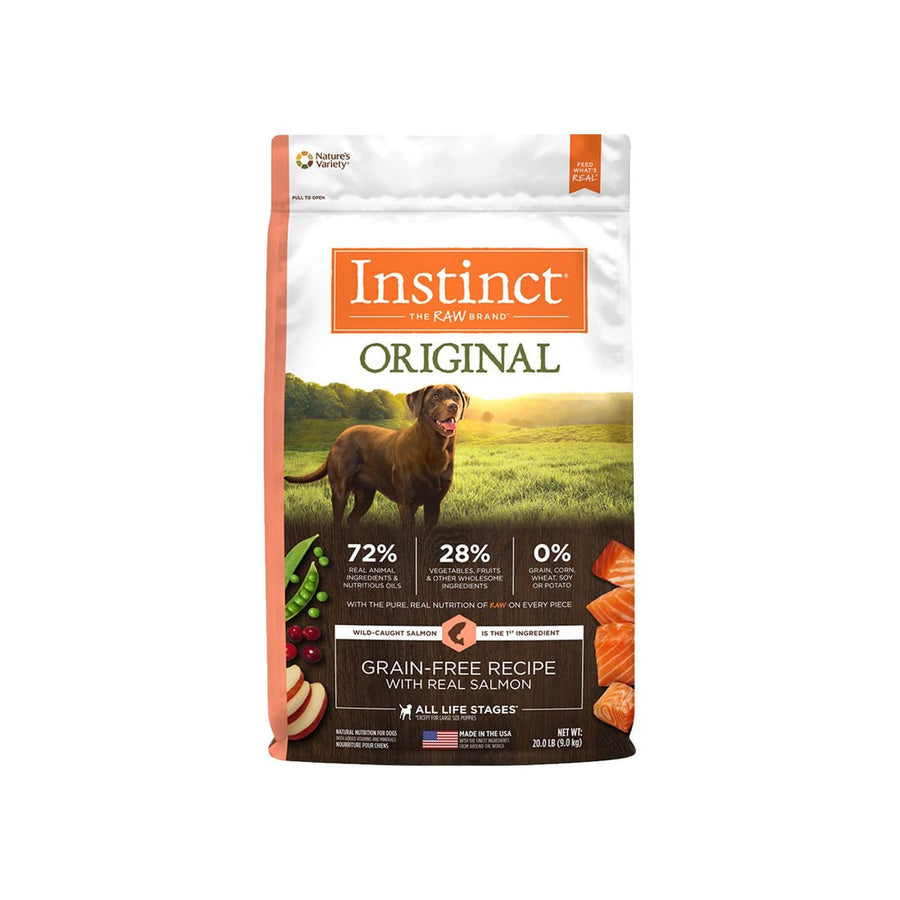 Nature's Variety Grain-Free Instinct Dry Dog Food