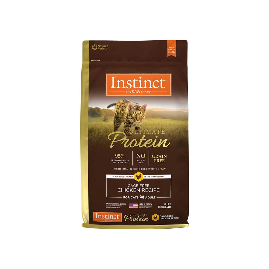 Nature's Variety Instinct Ultimate Protein Dry Cat Food