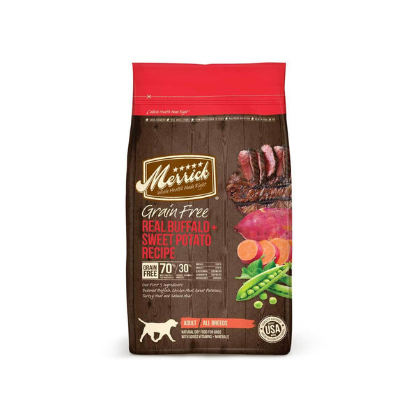 Merrick Grain-Free Dry Dog Food