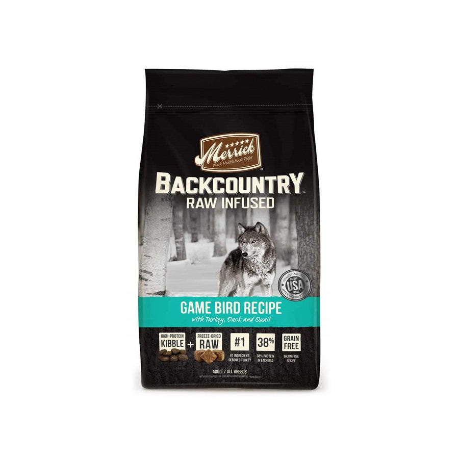 Merrick Backcountry Raw Infused Grain-Free Dry Dog Food