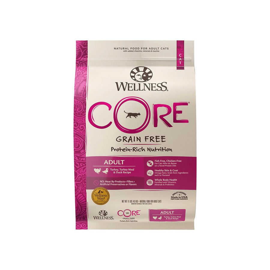 Wellness CORE Grain-Free Dry Cat Food