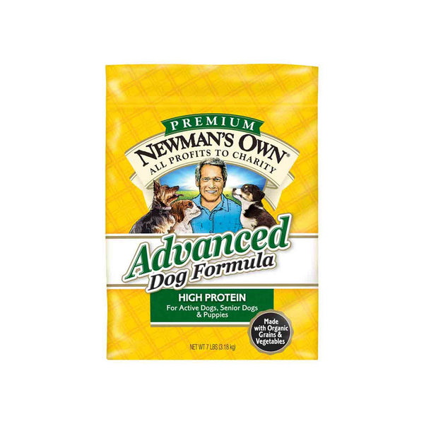 Newman's Own Organics Advanced Formula Dry Dog Food