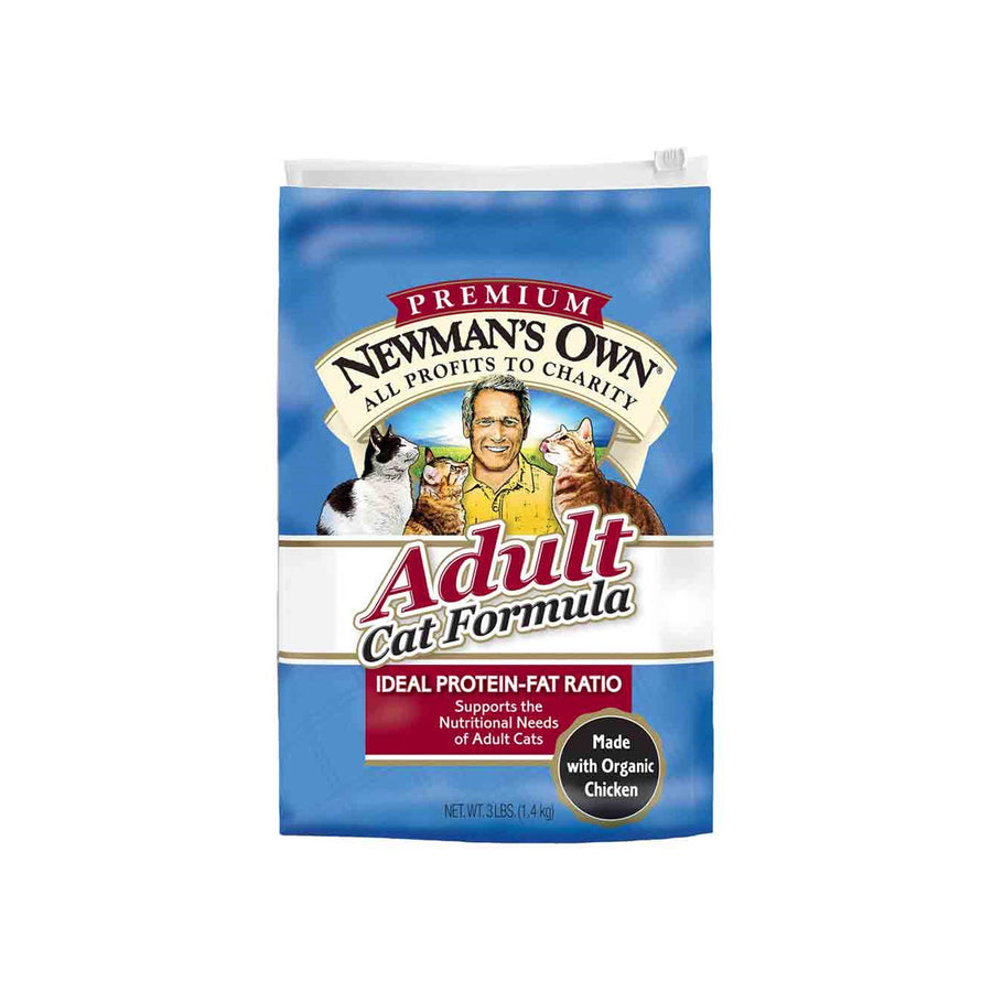 Newman's Own Organics Adult Dry Cat Food