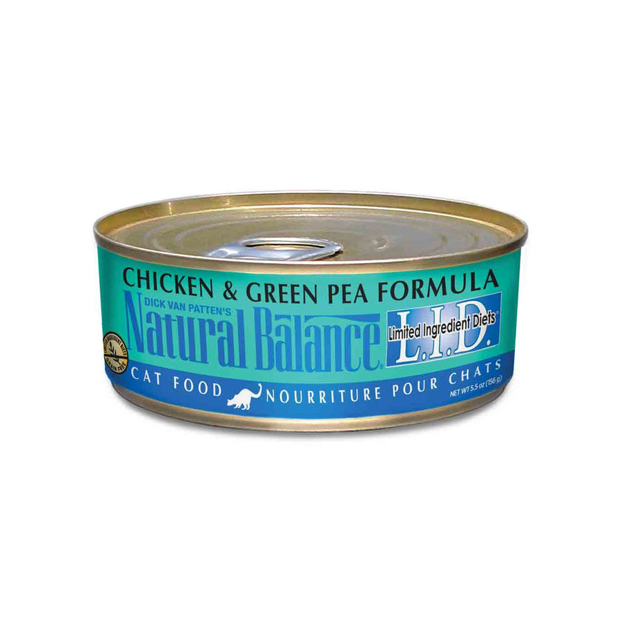 Chicken & Green Pea Formula