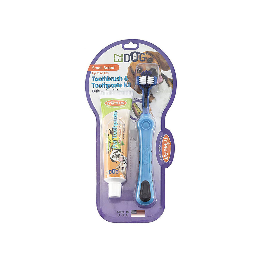 Triple Pet EZDOG Pet Dental Kit