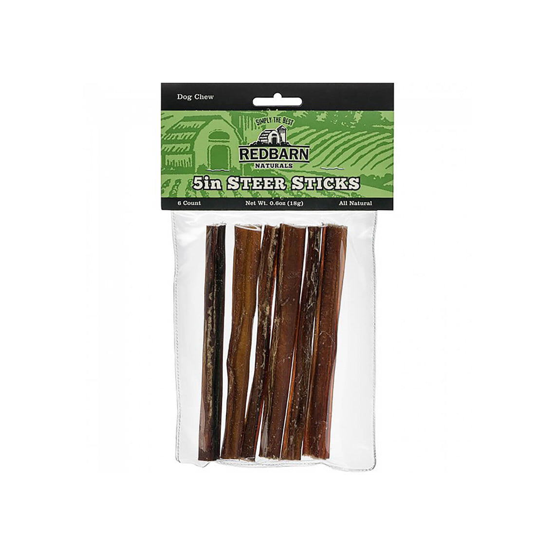 Redbarn Steer Sticks Dog Chews