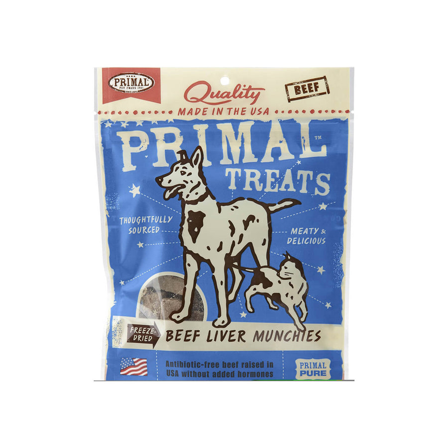 Primal Freeze Dried Munchies Treats