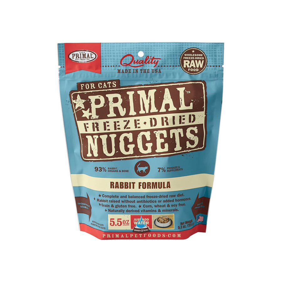 Primal Pet Foods Freeze-Dried Nuggets Cat Food