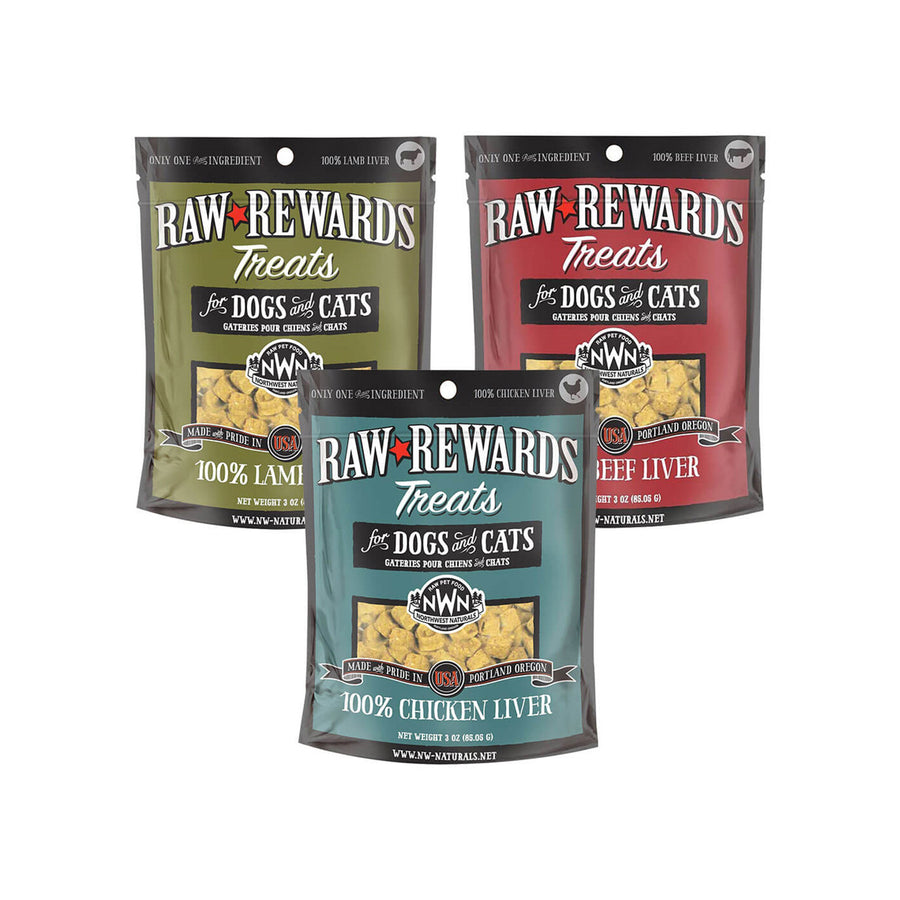 Northwest Naturals Freeze-Dried Liver Treats