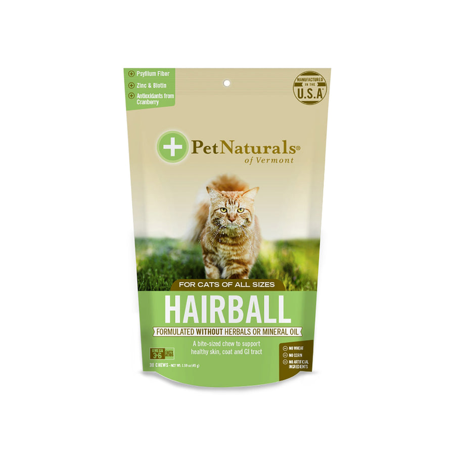 Pet Naturals of Vermont Hairball Soft Chews