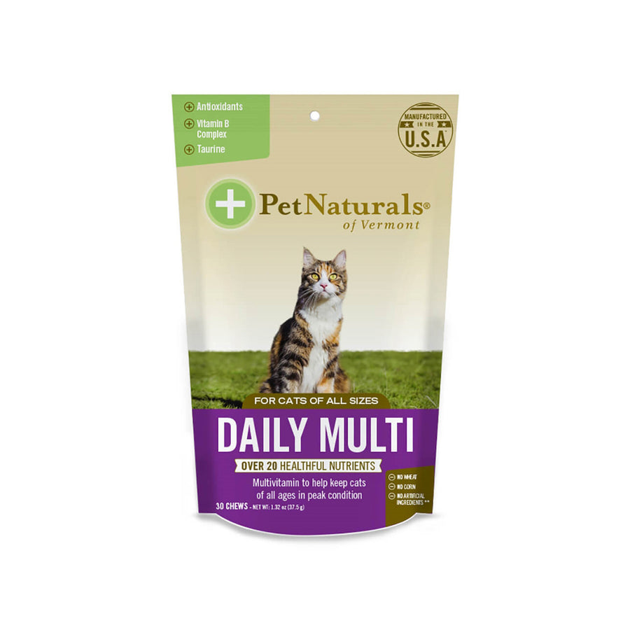 Pet Naturals of Vermont Daily Multi-Vitamin for Cats