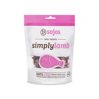 Sojos Simply Meat Freeze-Dried Raw Dog Treats