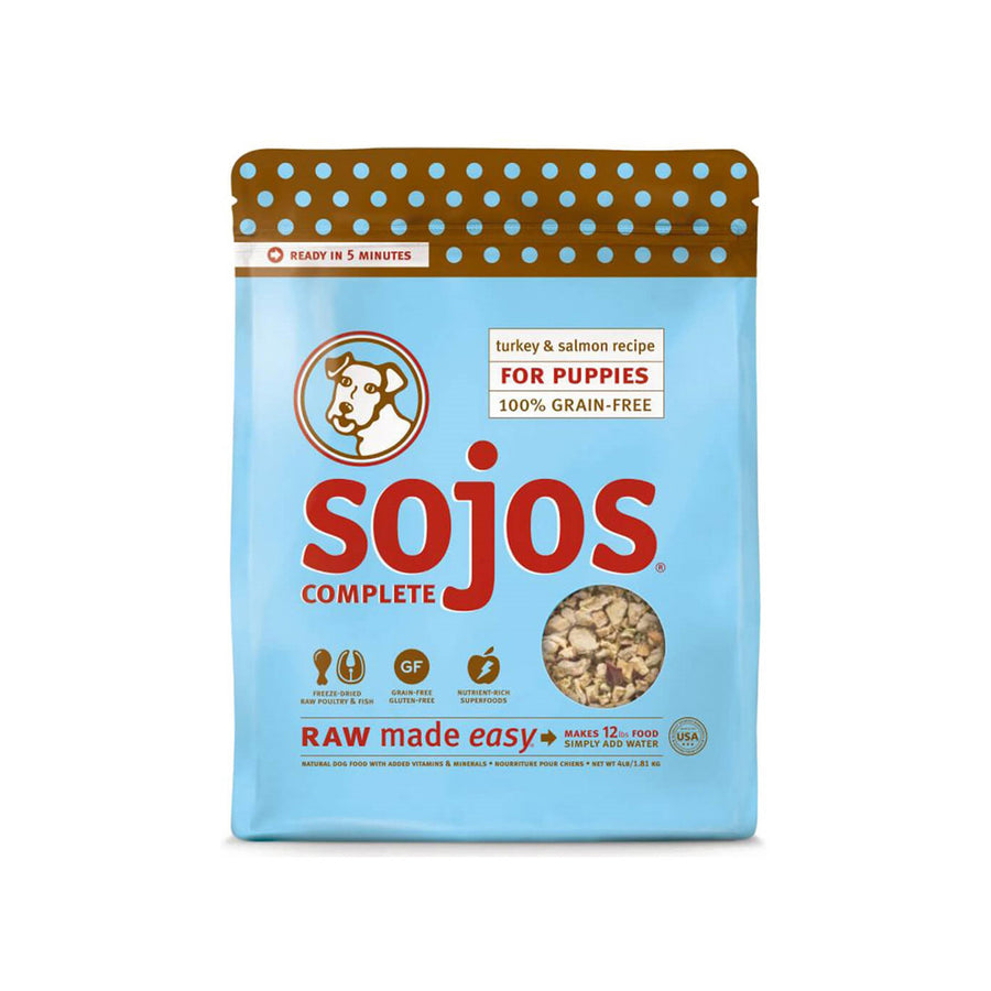 Sojos Complete Grain Free Puppy Food