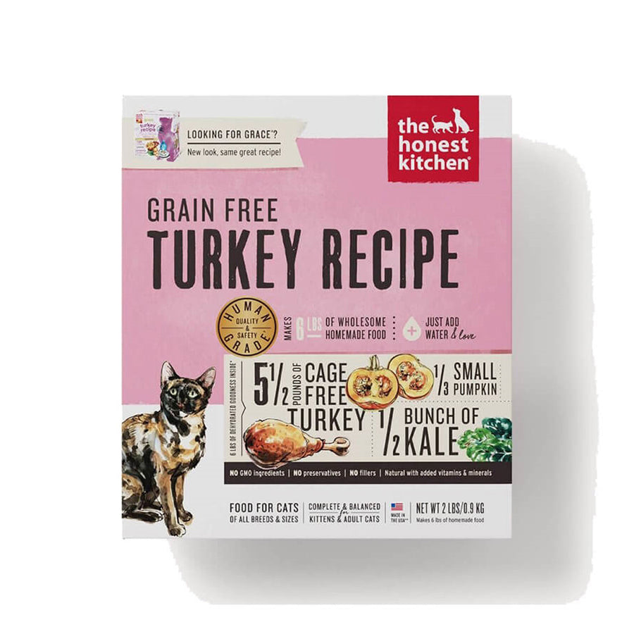 Honest Kitchen Grace Grain-Free Dehydrated Cat Food