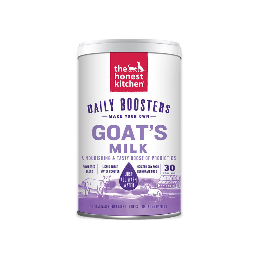 Honest Kitchen Daily Boosters Instant Goat's Milk 5.2 oz