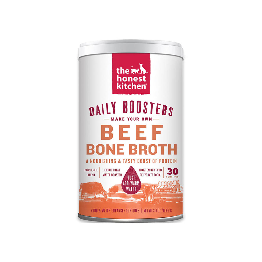 Honest Kitchen Bone Broth Liquid Dog & Cat Treat