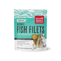 Honest Kitchen White Fish Flavored Wishes Grain-Free for Dog & Cat Treats