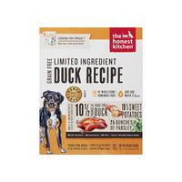 Honest Kitchen Grain Free Limited Duck Dehydrated Dog Food