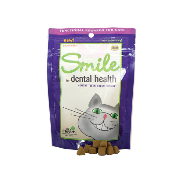 In Clover Smile Soft Chews for Cats