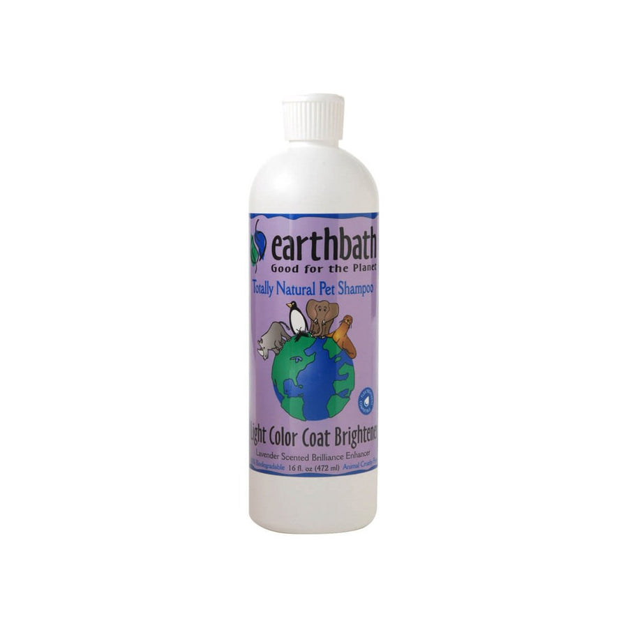 Earthbath Totally Natural Pet Care Sulfate & Paraben Free Dog & Cat Shampoo