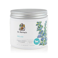 Dr. Harvey's Relax Stress & Anxiety Whole Food & Herbal Supplement for Dogs