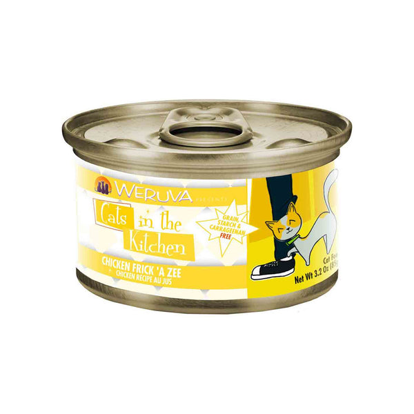 Weruva Cats in the Kitchen Canned Cat Food