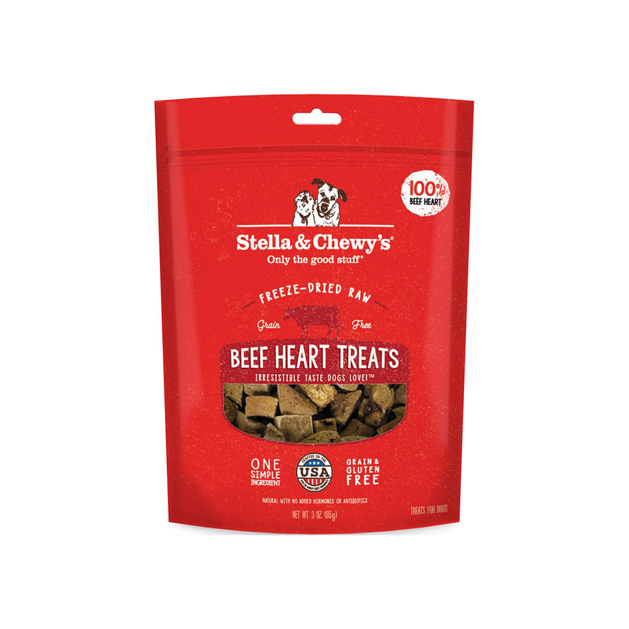 Stella & Chewy's Freeze-Dried Raw Single Ingredient Treats