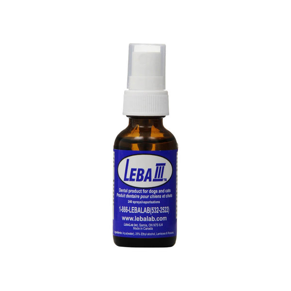 Leba III Dental Spray