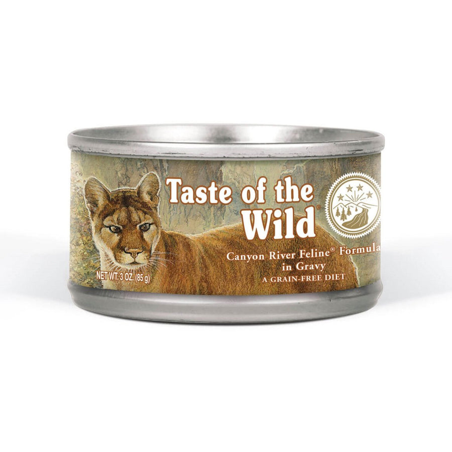 Taste of the Wild Grain-Free Canned Cat Food