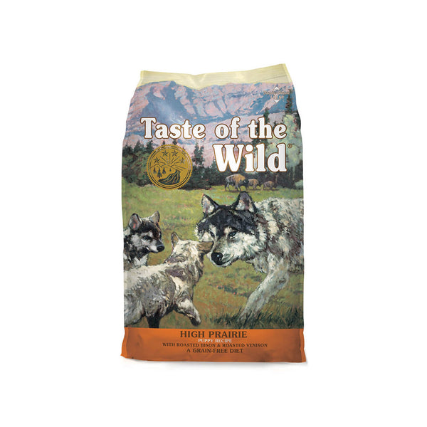Taste of the Wild Grain-Free Dry Dog Food Puppy Formula