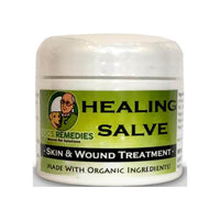 Doc's Remedies Natural Pet Solutions Organic Healing Salve Skin & Wound Treatment for Dogs & Cats