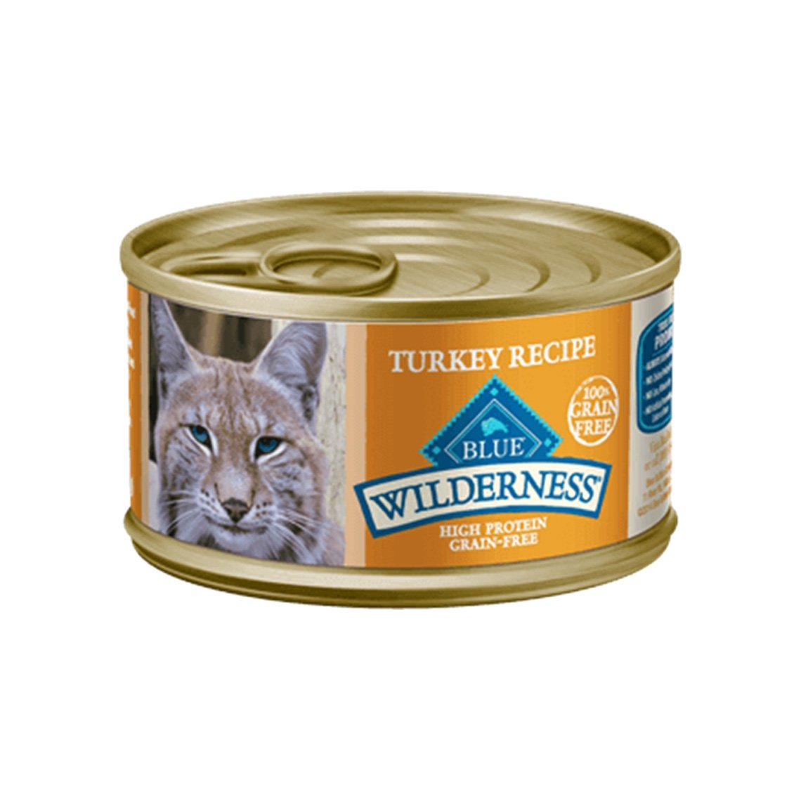 Blue Buffalo Wilderness Grain-Free Wet Canned Cat Food - Only Natural Pet