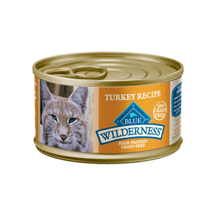 Blue Buffalo Wilderness Grain-Free Wet Canned Cat Food