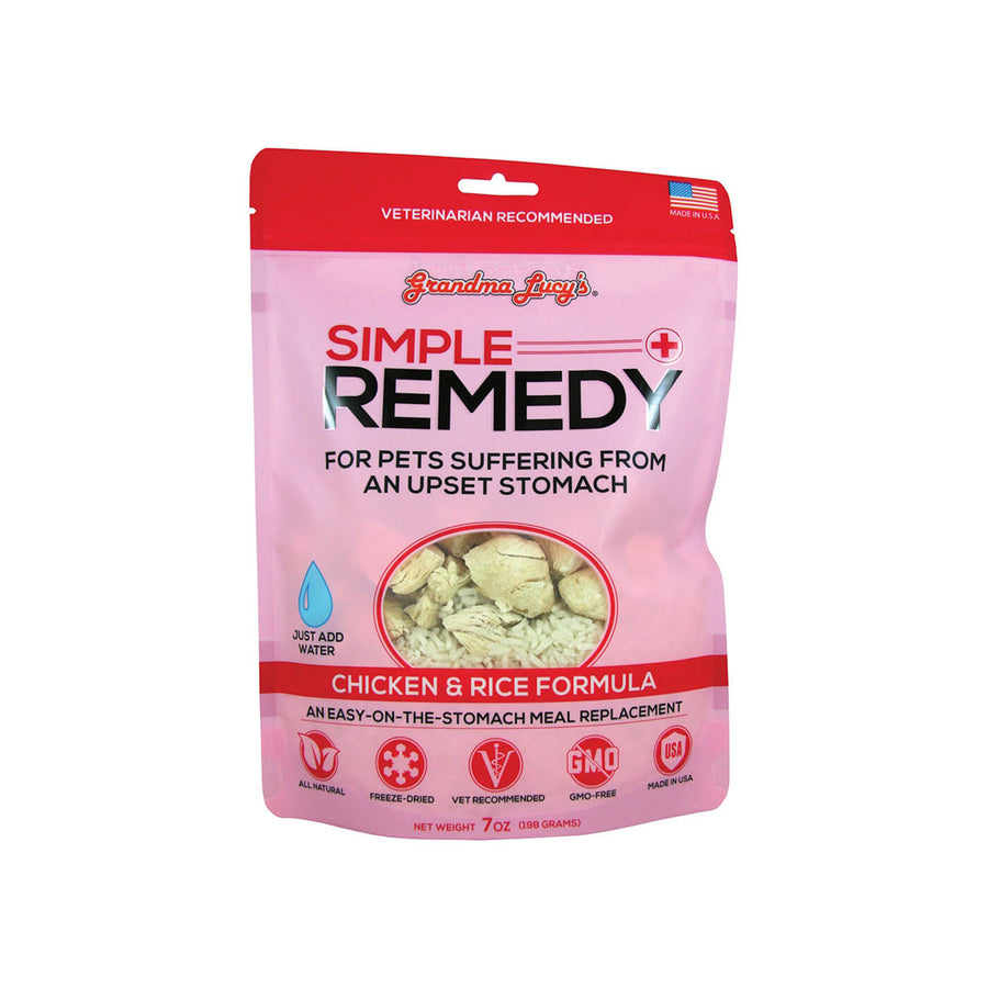 Grandma Lucy's Simple Remedy Chicken & Rice Formula
