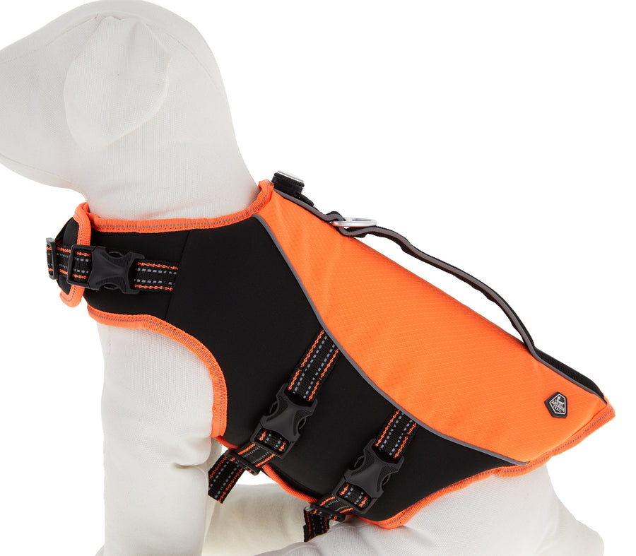 Arcadia Trail High Visibility Flotation Aid Orange