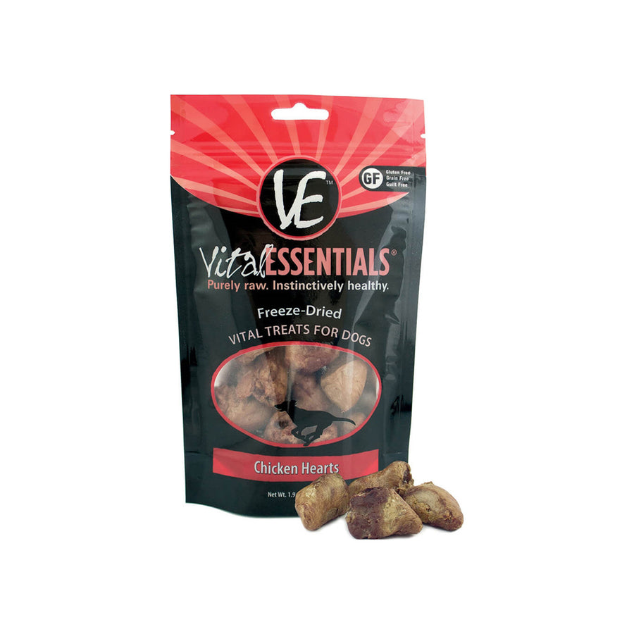 Vital Essentials Raw Freeze-Dried Treats for Dogs