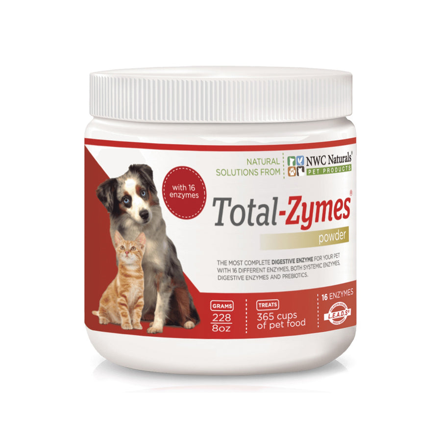 NWC Naturals Total-Zymes Digestive Powder
