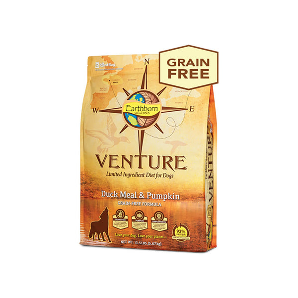 Earthborn Holistic Grain-Free Limited Ingredient Diet Dry Venture Dog Food