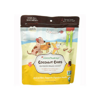 CocoTherapy Dehydrated Organic Coconut Chips for Dogs