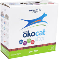 OKOcat Natural Paper Cat Litter