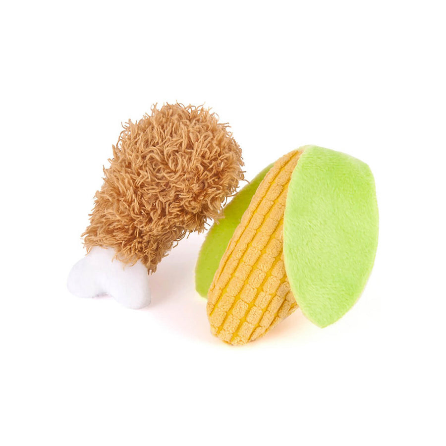 P.L.A.Y. Feline Frenzy Plush Eco-Friendly Cat Toys